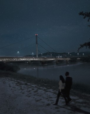 Voestbrücke_Nacht